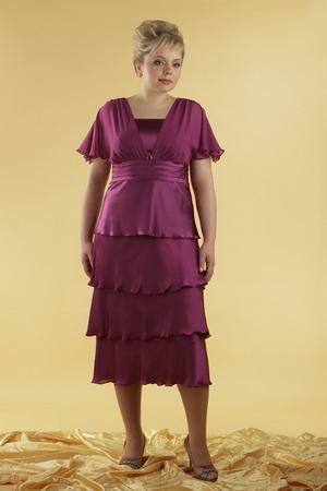 Платья тетра для мамы невесты и мамы