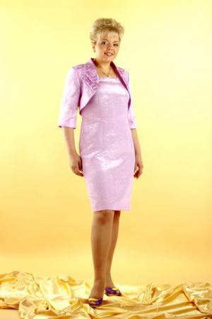 Платья для полных мам невесты 3