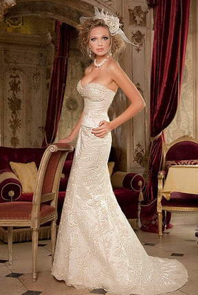 9f35e0063bc Свадебное платье. Скрываем недостатки