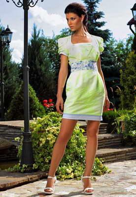 9 - Свадебные и вечерние платья коллекции 2012 от сети салонов.