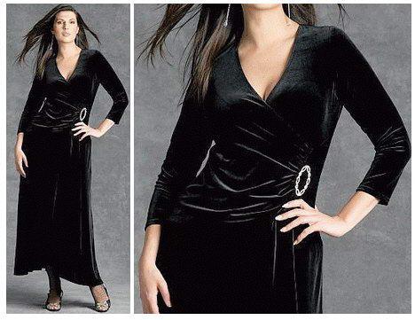 Вечерние платья для полных в санкт