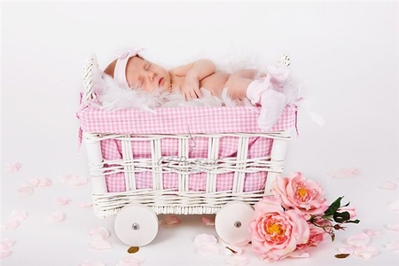 открытка с рождением дочки: