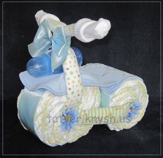 Подарок своими руками на рождение сына