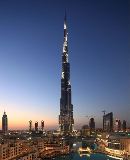 Самых высоких зданий мира - LifeGlobe net