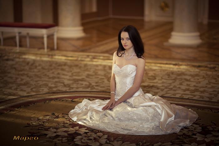 Свадебное платье Марго в Гомеле. Свадебный салон «Мендельсон»