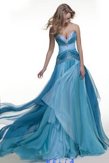 8383f56b25b77da Вечерние платья 2011 для выпускного. Оксана Муха