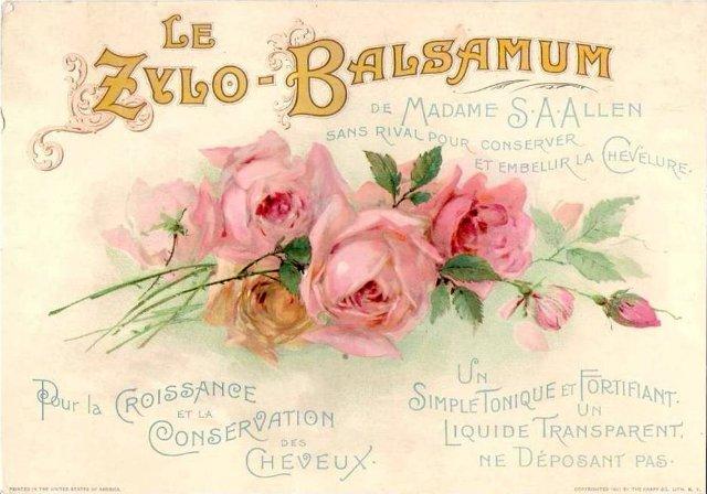 Винтажные открытки с розами