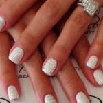 Ногти невесты фото