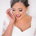 макияж для невесты на зимнюю свадьбу