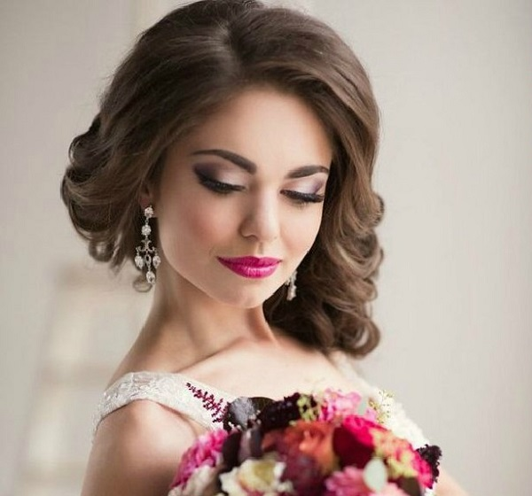 макияж для невесты 2016