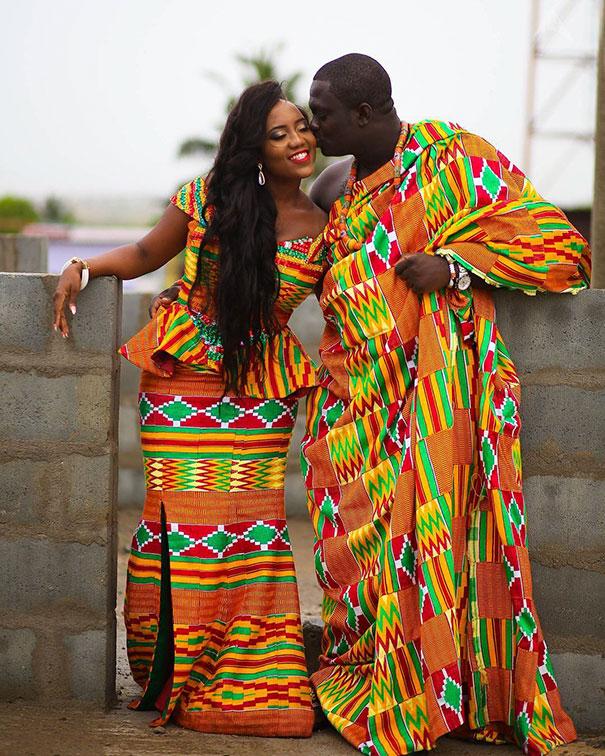Сымые необычные свадебные платья мира
