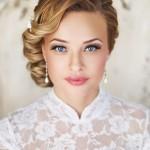 невеста блондинка
