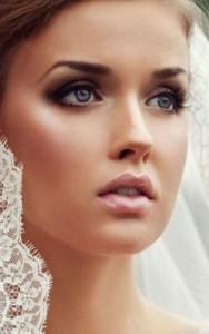 Красивый свадебный макияж