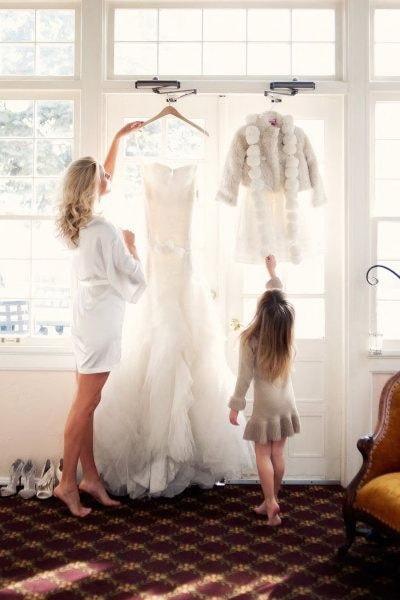 Девочка и невеста
