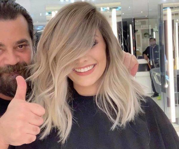 Стрижки кому за 40. Посмотрите, как меняет женщин парикмахер из Бейрута