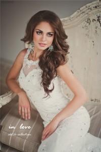 Фото красивой невесты