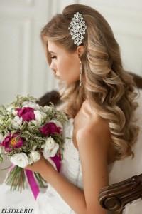 Невеста с букетиком